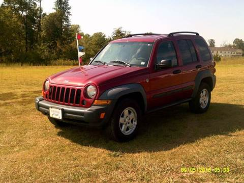 2007 Jeep Liberty for sale in Moscow Mills, MO
