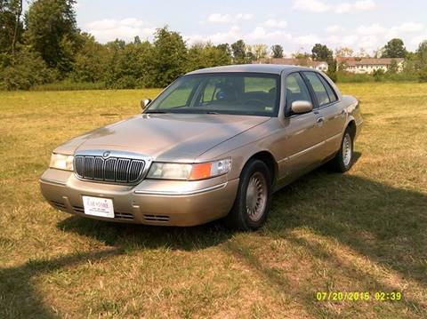 1999 Mercury Grand Marquis for sale in Moscow Mills, MO
