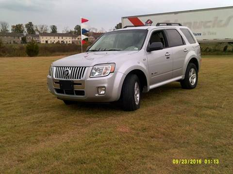2008 Mercury Mariner Hybrid for sale in Moscow Mills, MO