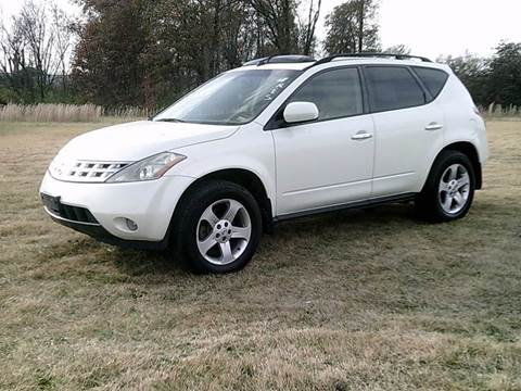 2004 Nissan Murano for sale in Moscow Mills, MO