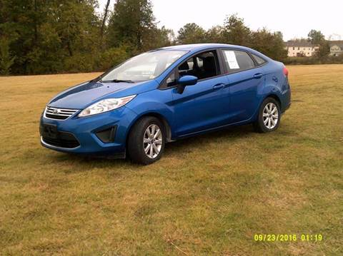 2011 Ford Fiesta for sale in Moscow Mills, MO
