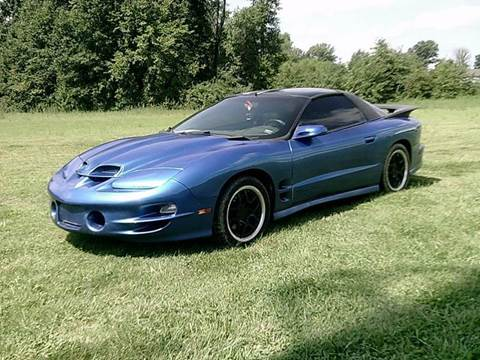 1998 Pontiac Firebird for sale in Moscow Mills, MO