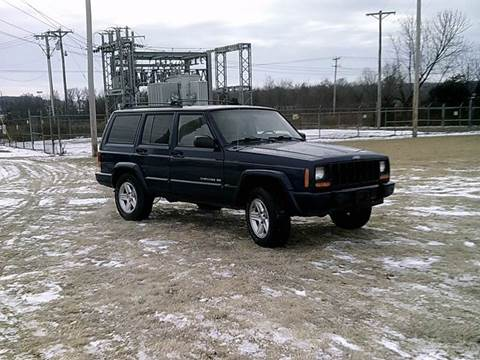 2001 Jeep Cherokee for sale in Moscow Mills, MO