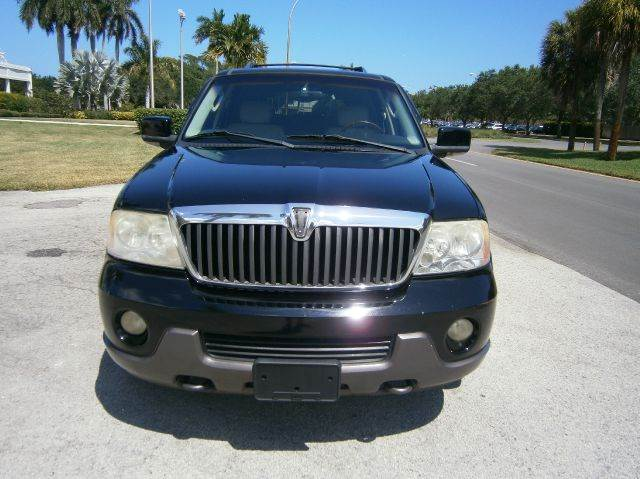 2003 Lincoln Navigator for sale in Fort Lauderdale FL