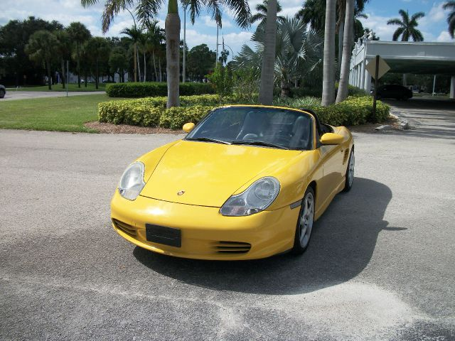 2003 PORSCHE BOXSTER BASE unspecified abs brakesair conditioningalloy wheelsamfm radioanti-br