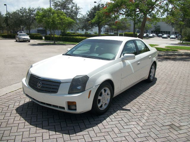 2003 CADILLAC CTS BASE unspecified abs brakesair conditioningalloy wheelsamfm radioanti-brake
