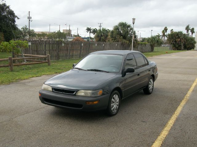 1996 TOYOTA COROLLA BASE unspecified anti-brake system non-abs  4-wheel absbody style sedan 4-