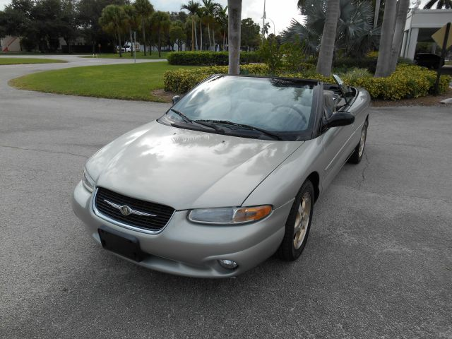2000 CHRYSLER SEBRING JXI unspecified air conditioningalloy wheelsamfm radioanti-brake system