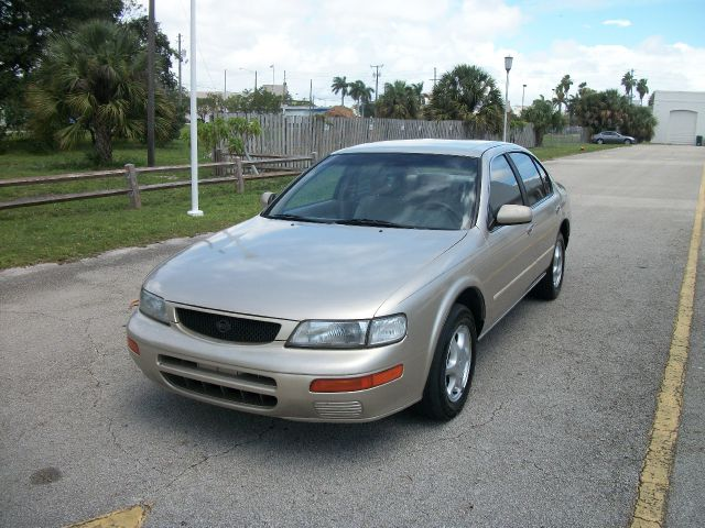 1996 NISSAN MAXIMA GXE unspecified air conditioninganti-brake system non-abs  4-wheel absbody