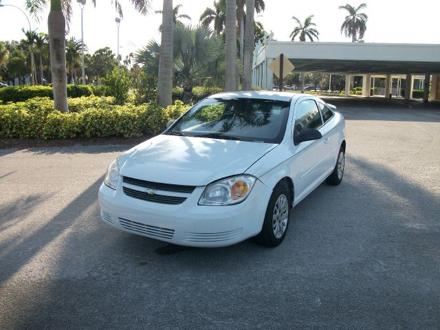 2008 CHEVROLET COBALT LS COUPE unspecified air conditioningamfm radioanti-brake system non-abs