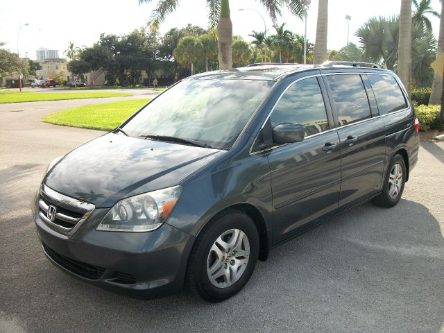 2006 HONDA ODYSSEY EX-L blue grey this top of the line honda odyssey features the ex-l package and