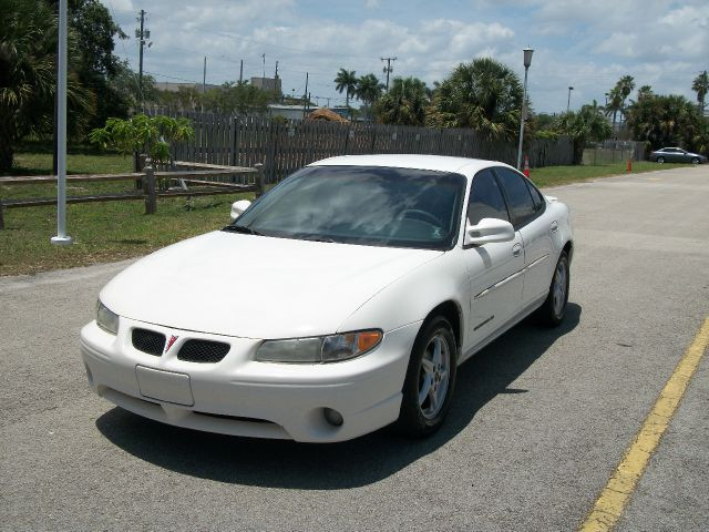 2003 PONTIAC GRAND PRIX SE unspecified air conditioningamfm radioanti-brake system non-abs  4