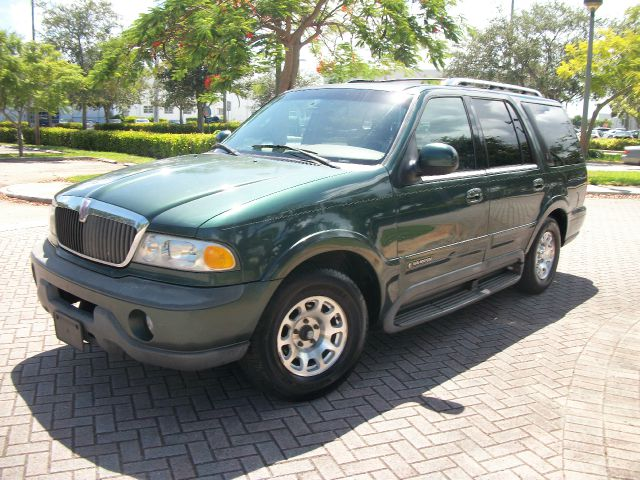 1999 LINCOLN NAVIGATOR 2WD unspecified abs brakesair conditioningalloy wheelsamfm radioanti-b