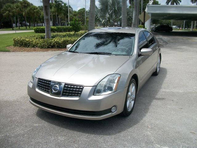 2005 NISSAN MAXIMA SE unspecified abs brakesair conditioningalloy wheelsamfm radioanti-brake
