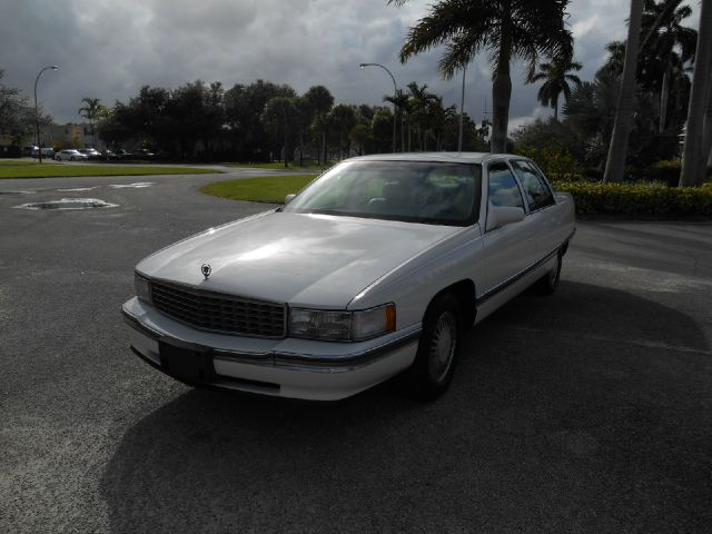 1995 CADILLAC DEVILLE SEDAN unspecified abs brakesair conditioningalloy wheelsanti-brake system