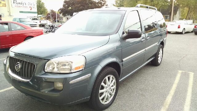 2005 BUICK TERRAZA CXL 4DR MINI VAN blue wow leather loaded entertainment system third row lots o