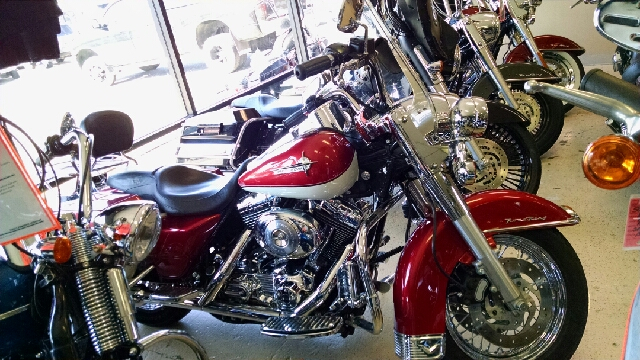 2001 HARLEY-DAVIDSON ROAD KING UNSPECIFIED redwhite 0 miles VIN 1HD1FBW151Y645131