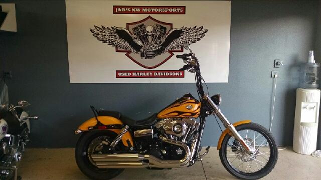 2011 Harley-Davidson FXDWG