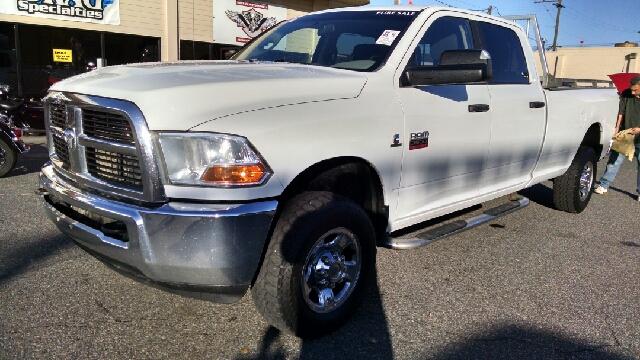 2011 Dodge Ram Pickup 3500