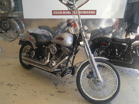 2002 Harley-Davidson Softtail