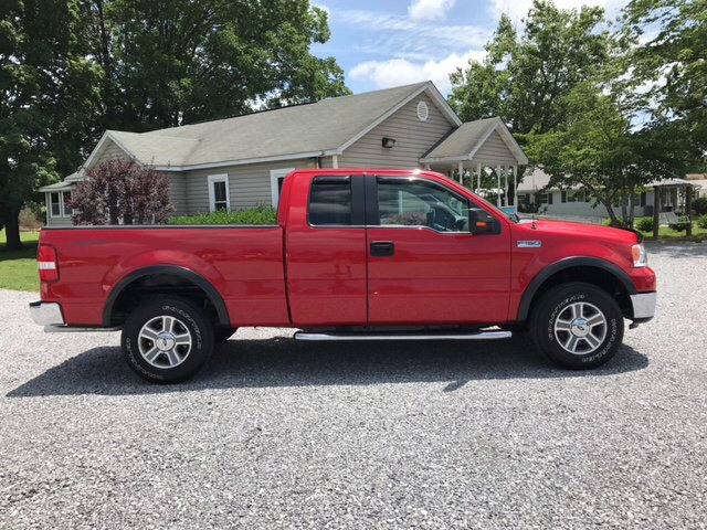 2006 Ford F-150 XLT 4dr SuperCab 4WD Styleside 6.5 ft. SB - Maryville TN