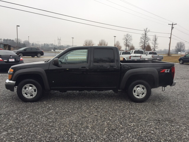 2006 chevrolet colorado lt 4dr crew cab 4wd sb in maryville tn curtis wright motors. Black Bedroom Furniture Sets. Home Design Ideas