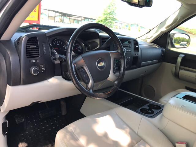 2007 Chevrolet Silverado 1500 LT2 4dr Crew Cab 4WD 5.8 ft. SB - Maryville TN