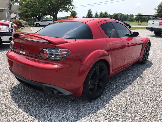 2004 Mazda RX-8 Base 4dr Coupe - Maryville TN