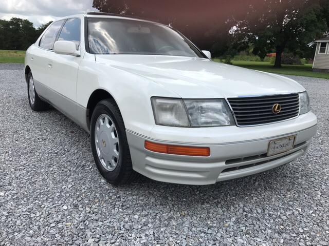 1995 Lexus LS 400 4dr Sedan - Maryville TN