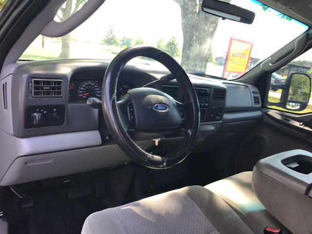 2003 Ford F-350 Super Duty 2dr Standard Cab XLT 4WD LB DRW - Maryville TN