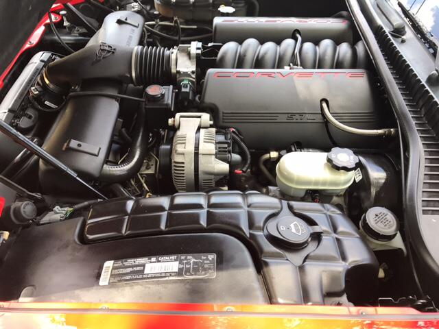 2002 Chevrolet Corvette 2dr Coupe - Maryville TN