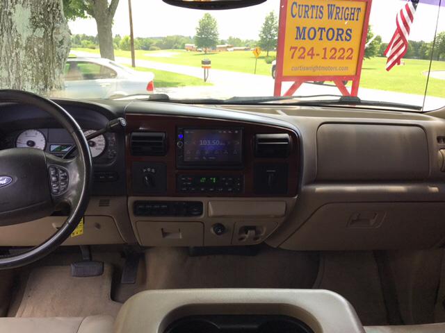 2005 Ford F-350 Super Duty 4dr Crew Cab Lariat 4WD SB - Maryville TN