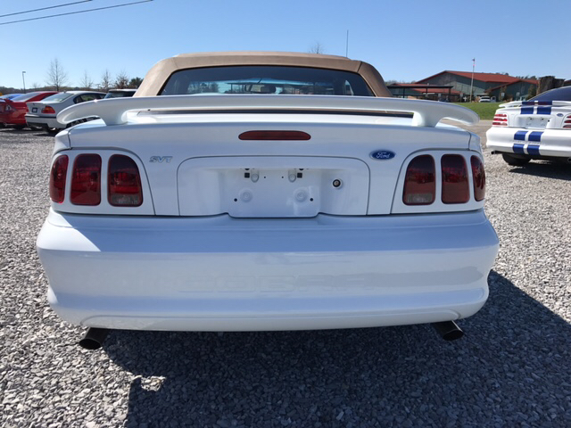 1996 Ford Mustang SVT Cobra 2dr Convertible - Maryville TN