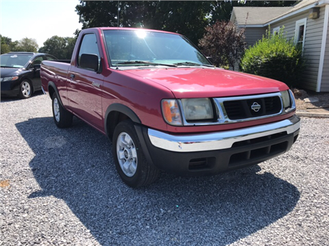 1998 Nissan Frontier for sale in Maryville, TN