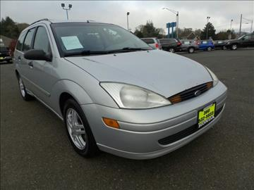 2001 Ford Focus for sale in Aberdeen, WA