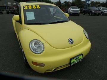 2000 Volkswagen New Beetle for sale in Aberdeen, WA