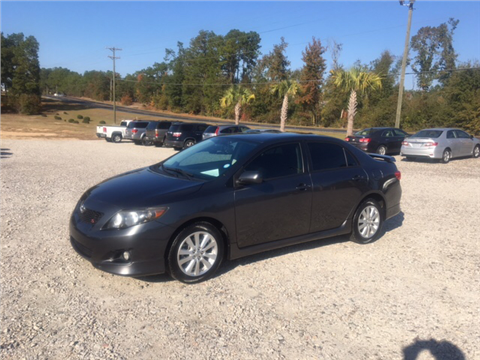 2010 Toyota Corolla for sale in Aiken, SC