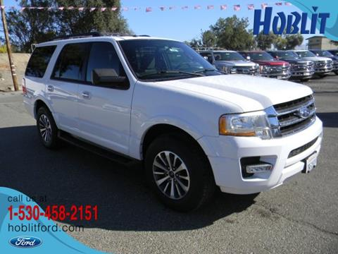 2016 Ford Expedition for sale in Colusa, CA