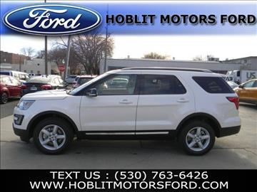 Ford Explorer For Sale New London Ct