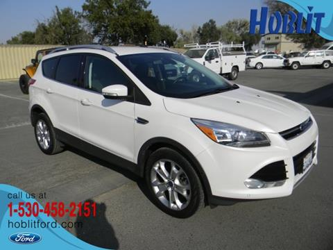 2014 Ford Escape for sale in Colusa, CA