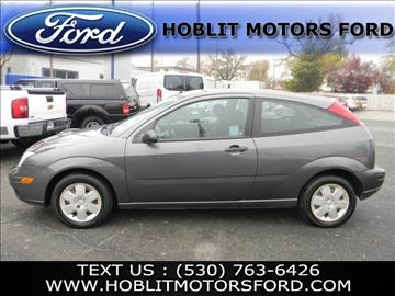 2007 Ford Focus for sale in Colusa, CA