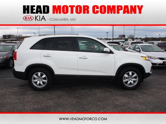 Used 2013 kia sorento lx 4dr suv v6 in columbia mo at for Head motor company columbia mo