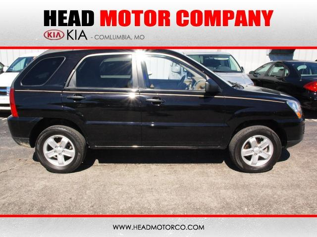 2009 kia sportage for sale for Head motor company columbia mo