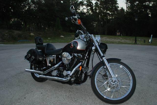 1993 Harley-Davidson Dyna Anniverary