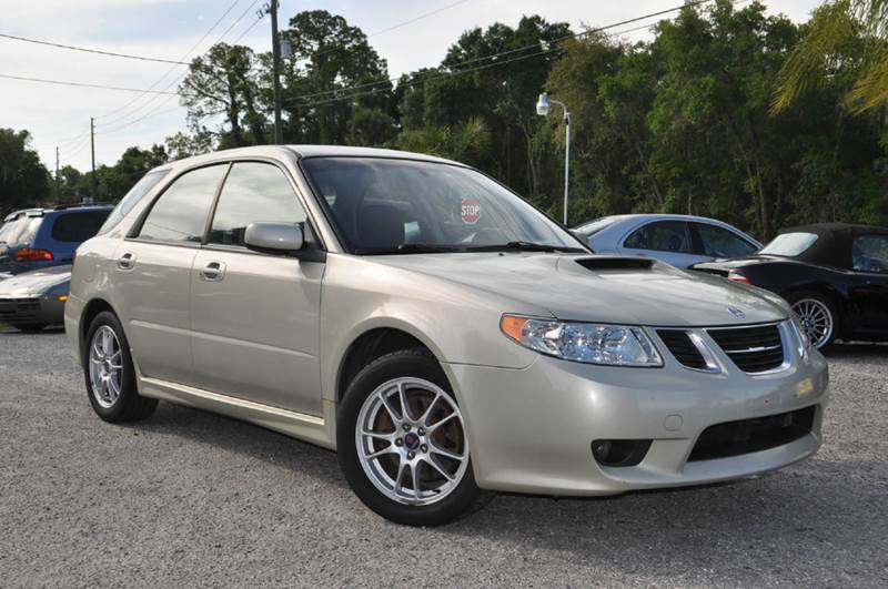 2005 saab 9 2x awd 4dr aero turbo wagon in deland fl. Black Bedroom Furniture Sets. Home Design Ideas