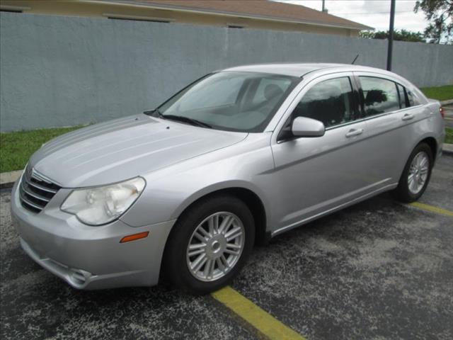2007 CHRYSLER SEBRING TOURING silver a must see vehicle managers special clean title