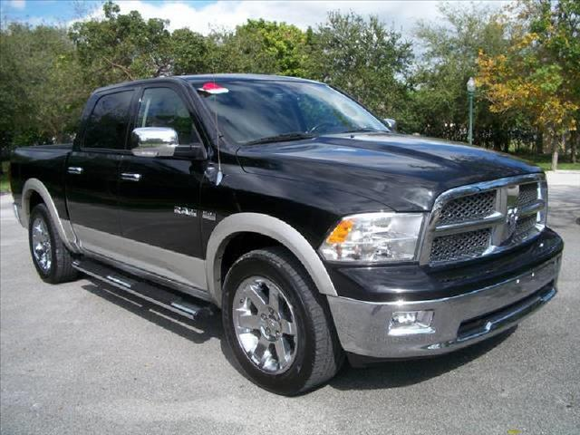 2009 DODGE RAM 1500 LARAMIE black super nice truck excellent condition low miles clean t