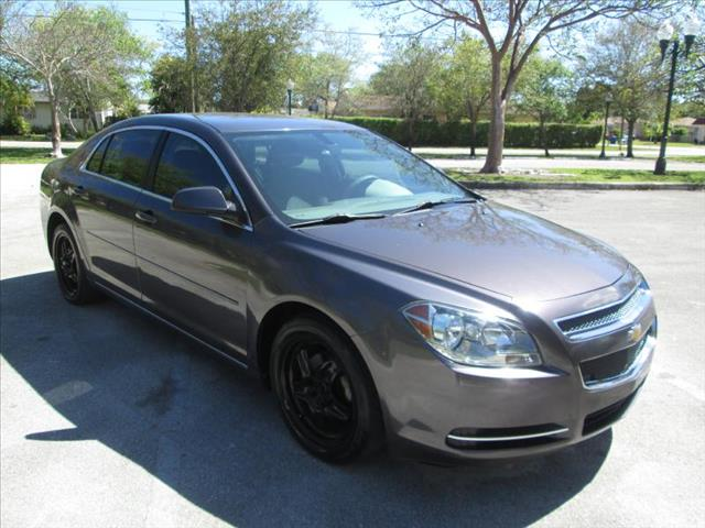 2010 CHEVROLET MALIBU 1LT gray managers special runs perfect one owner  super clean