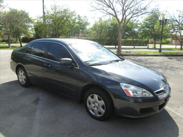 2007 HONDA ACCORD I4 AUTO grey managers special runs perfect one owner non smoker
