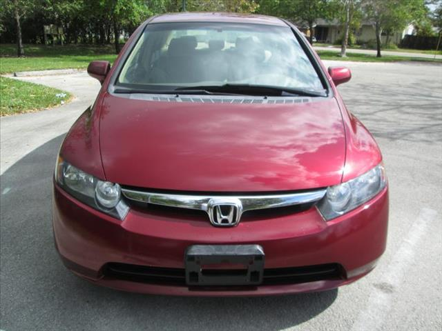 2006 HONDA CIVIC LX red a must see vehicleclean title runs like new  power package